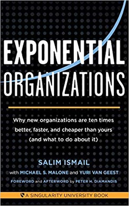 Organizaciones Exponenciales ¿Qué son y por qué debería interesarte? – parte1